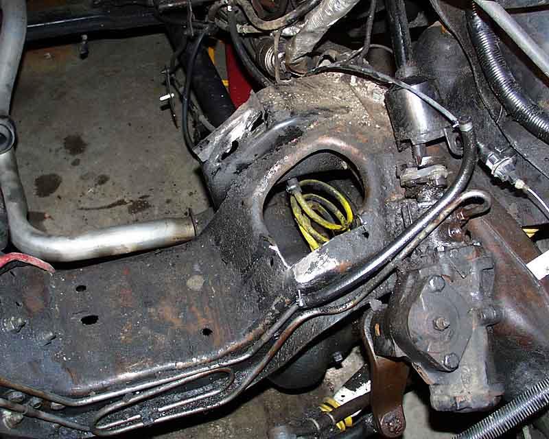 460    engine    mounts question     Ford    Bronco Forum