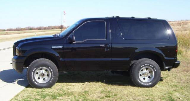 2 Door Excursion For Sale Page 2 Ford Bronco Forum